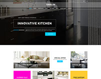 Interior Web Templates
