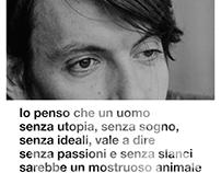 Fabrizio De André - 19 anni che ci ha lasciato