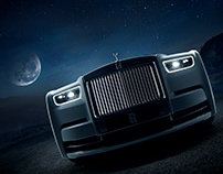 Rolls-Royce Phantom Tranquility project