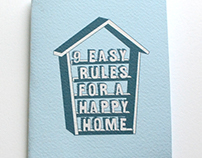 Modern etiquettes: 10 rules for a happy house share