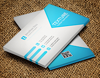 simple and elegant business cards