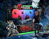 Lançamento Gears of War 4