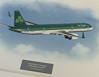 Aer Lingus Hartford to Dublin Inaugural Flight