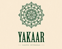 Corporate Logo for Yakaar Integral Health
