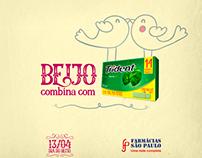 Dia do Beijo | Campaign