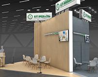 BT Mebl` exhibition stand