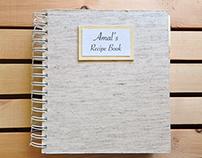 Handmade Cookbook