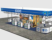 VIROEXPO Fair Croatia (Stand Design for Kosovo)