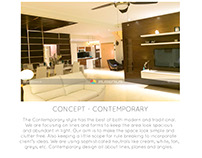 CONCEPT – CONTEMPORARY