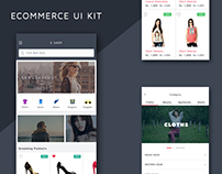 SHOPPY ECOMMERCE UI KIT