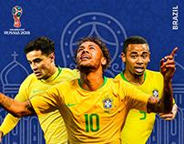 2018 FIFA World Cup Russia - Posts (Vol. 3)