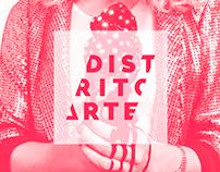DISTRITO ARTE | BRANDING + 360º