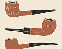Classic Tobacco Pipes