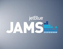 JetBlue Jams