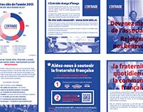 L'Entraide, 170 años ayudando: nueva imagen y boletín