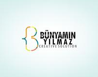 Logo for a Web Designer - Bunyamin Yilmaz