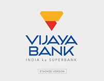 VIJAYA BANK (Proposed Identity Design)