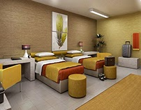 Ministry of Justice - Bedroom/Suite (Angola)