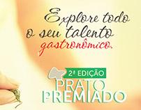 Cartaz Concurso Cultural - Aroma