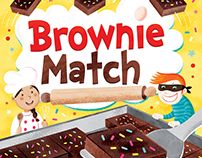 Brownie Match™ Board Game