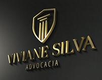 VIVIANE SILVA ADVOCACIA | IDENTIDADE VISUAL