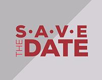Save The Date - Cynthia & Shawn