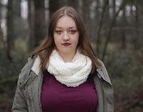 Jocelyn - Winter Portraits