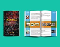Product Booklet Design For Fiverr Client