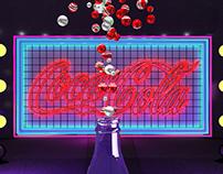 Cocacola : Burst