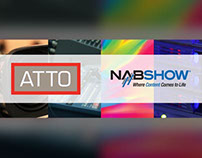 ATTO at NAB 2016
