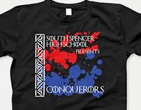 Conquerors: High School Show Shirt