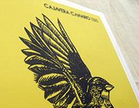 CALAVERA CANARIO No.1