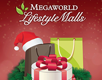 Digital freebie sheets for Megaworld Lifestyle Malls