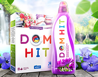 DomHit. Packaging