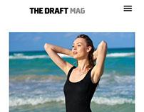 VIKI for Draft Magazine by Matt Pulz