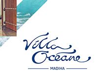 Villa Océane branding
