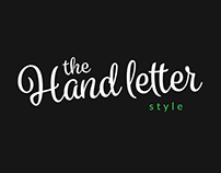 The Hand letter Style