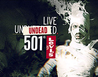 Levi's Live Undead Ad Project