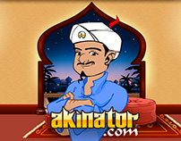 Akinator | Character Design