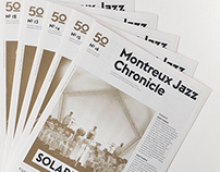 Montreux Jazz Chronicle 2016