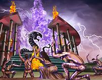 Encantadia 2016: Fall of Etheria Storyboards