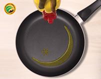 Golden Africa - Eid ads