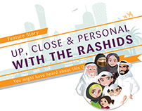 Up, Close & Personal with the Rashids
