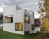House in Menzingen by Amrein Herzig