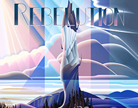 REBELUTION BAND POSTERS