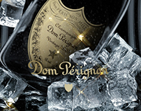 Dom Perignon Packaging 3D