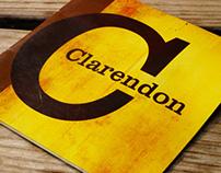 Typeface study: Clarendon