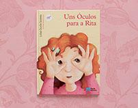 Children's book - Uns óculos para a Rita