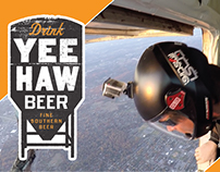 Yee-Haw Brewing Co. - Social Media Videos