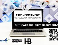 Teaser webdoc Biomedicament